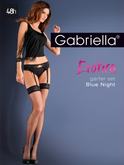 Gabriella - Erotica Blue Night