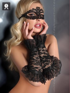 Livia Corsetti - Mask Black Model 5 LC13005