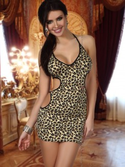 Beauty Night Fashion - Tropical chemise