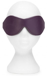 50 Shades Freed - Cherished Collection Leather Blindfold