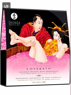 Shunga Lovebath Dragon Fruit Smoczy Owoc