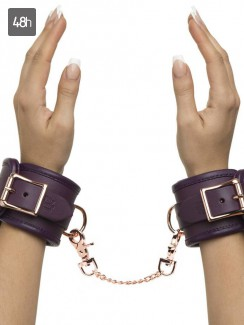 50 Shades Freed - Cherished Collection Leather Wrist Cuffs