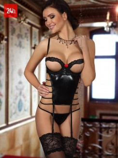 Beauty Night Fashion - Angelina corset black