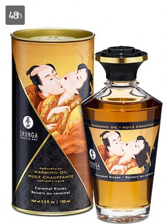 Shunga - Aphrodisiac Warming Oil Olejek do masażu
