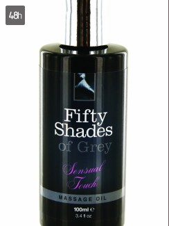 50 Shades of Grey - Olejek do masażu Sensual Touch Massage Oil