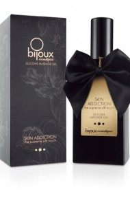 Bijoux Cosmetiques - Skin Addiction Massage Gel