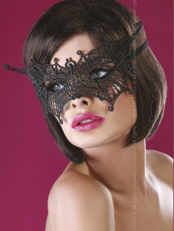 Livia Corsetti - Mask Black Model 11 LC 13011