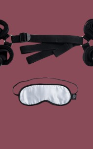50 Shades of Grey - Hard Limits Under The Bed Restraints Kit