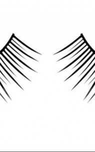 Baci - 667 Black Deluxe Eyelashes
