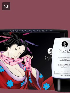 Shunga Rain of Love Arousel Cream