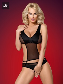 Obsessive - 823-TED-1 body
