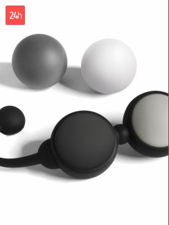 50 Shades of Grey - Kegel Balls Set