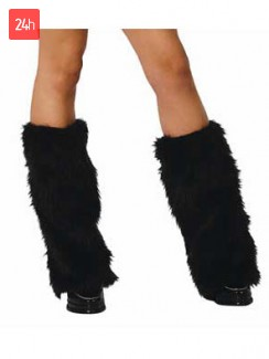 Claudia Fantasy - Furry Boot Covers