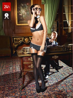 Baci - 1249 Sexy Secretary Set