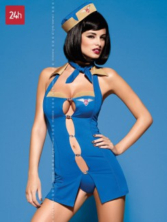 Obsessive - Air hostess Kostium Stewardessy