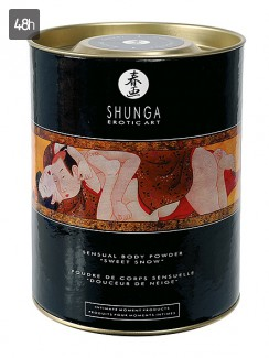 Shunga Sensual Powder Honey