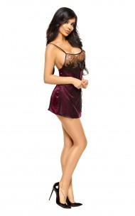 Beauty Night Fashion - Cassidy Chemise