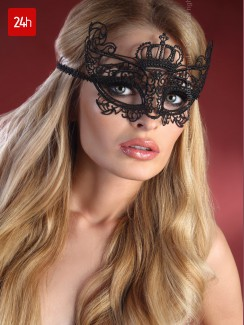 Livia Corsetti - Mask Black Model 7 LC 13007
