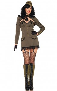 Leg Avenue - 83955 Army Girl